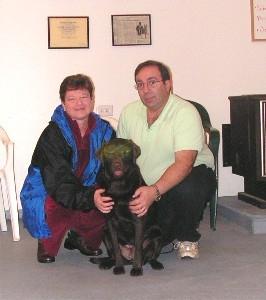 Lou & Sarah With Kylee